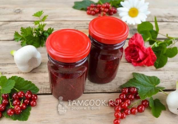 Простые рецепты заготовок из белой смородины на зиму