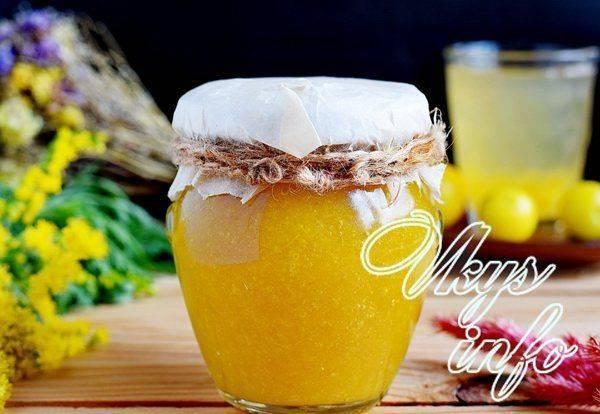 Варенье из алычи: рецепты вкусных заготовок на зиму
