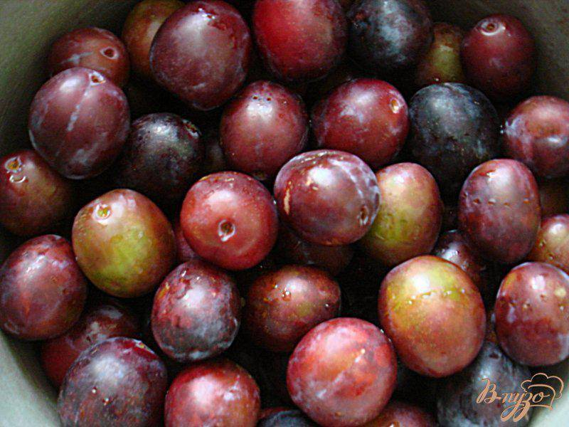 Пошаговый рецепт маринованной закусочной сливы как маслины на зиму