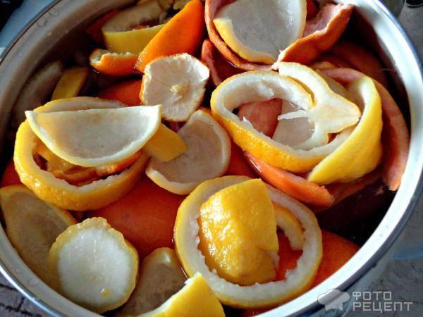 Применение мандариновых корок в домашних условиях: цукаты из мандаринов