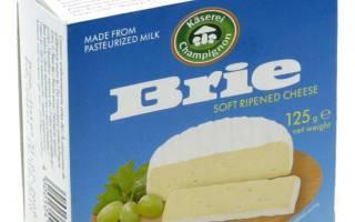 Козий сыр — польза и вред