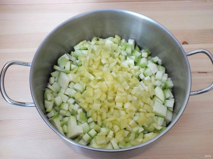Вкусные рецепты заготовки кабачков с фасолью на зиму