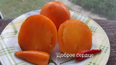 Характеристика и описание сорта томата арбузный, его урожайность