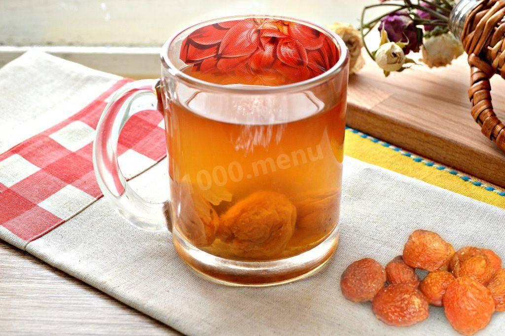 Компот из абрикосов на зиму. простые рецепты компота с косточками и без косточек