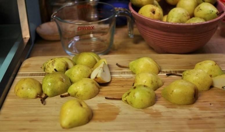 Простые пошаговые рецепты приготовления джема из груш в домашних условиях на зиму