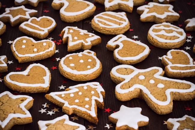 Новогодние печенье: рецепты с фото [фото]