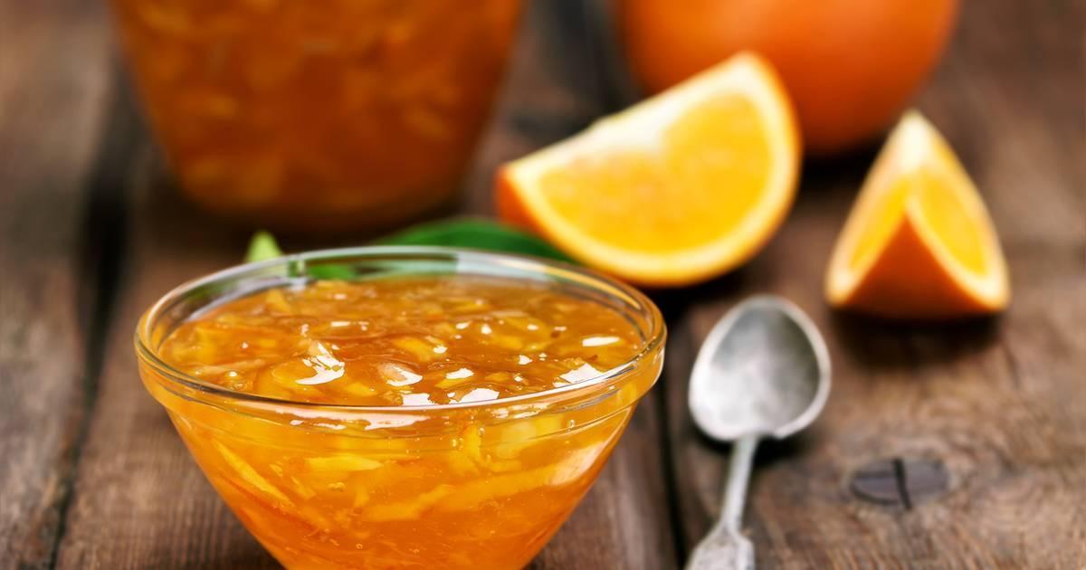 Крыжовник с апельсином на зиму без варки: золотые рецепты с фото