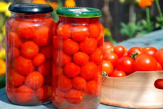 Рецепт: помидоры с базиликом на зиму. рецепты маринованных помидоров с базиликом на зиму, подготовка продуктов и условия хранения