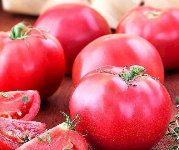 Характеристика и описание сорта томата китайский розовый, его урожайность
