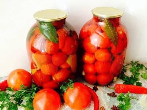 Зеленые помидоры на зиму — простые и вкусные рецепты