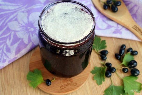 ТОП 21 рецепт приготовления вкусного варенья из черной смородины на зиму