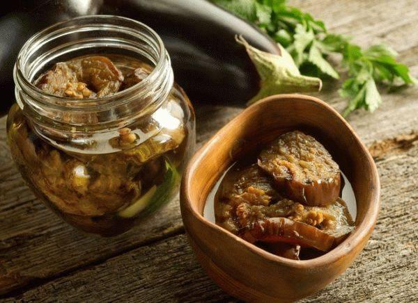Баклажаны по-корейски – 3 самых вкусных рецепта быстрого приготовления