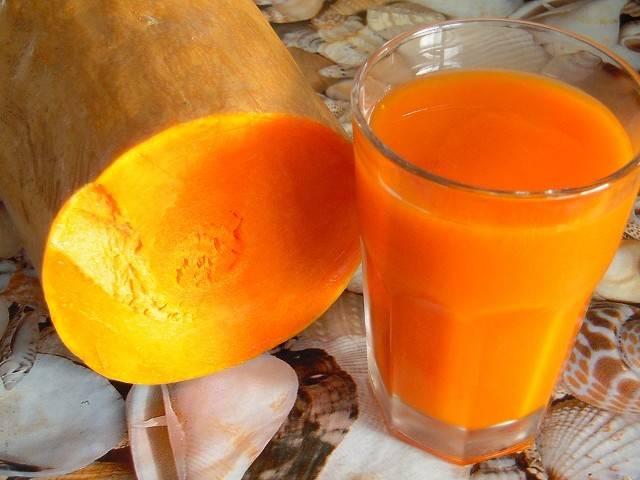 Несколько удачных рецептов морковного сока