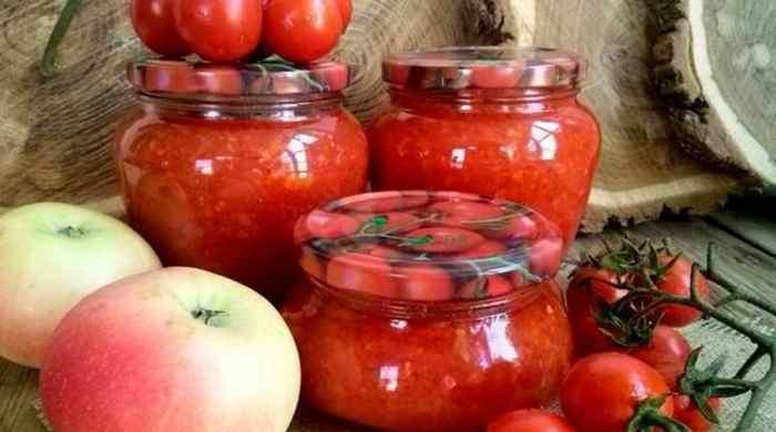 Аджика с яблоками: лучшие рецепты с фото. простые рецепты приготовления аджики с яблоками и помидорами на зиму