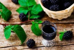 Настойка из ежевики в домашних условиях, 11 лучших рецептов