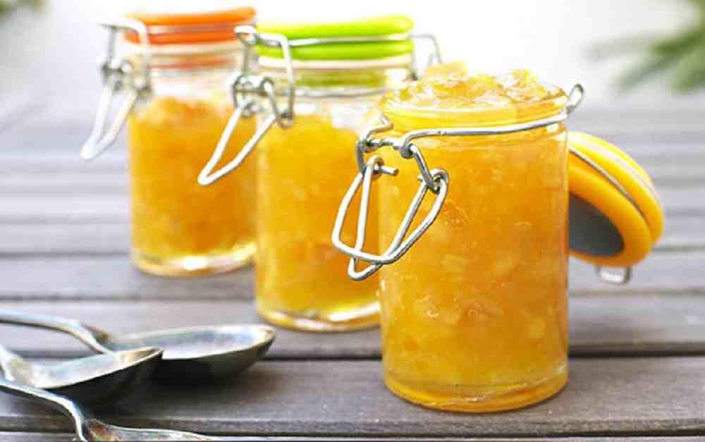 Варенье из кабачков с лимоном и апельсином - 5 рецептов с фото пошагово