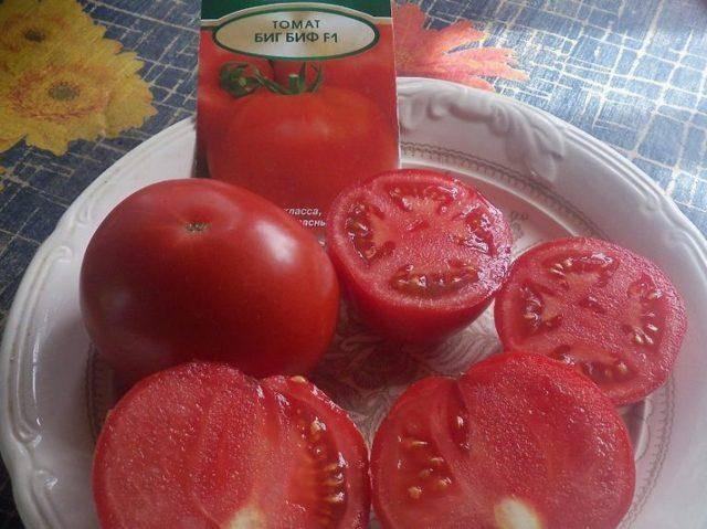 Что такое биф-томаты, описание и характеристики сортов, правила выращивания