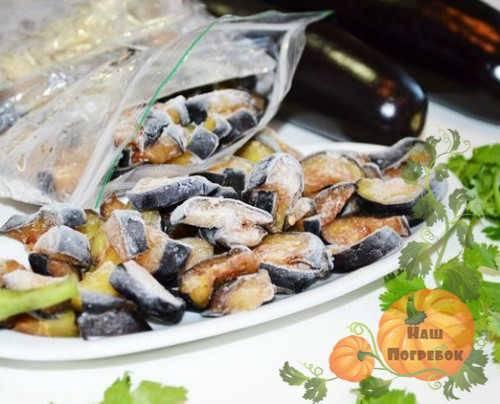 Топ 5 быстрых рецептов приготовления маринованных с чесноком баклажан на зиму