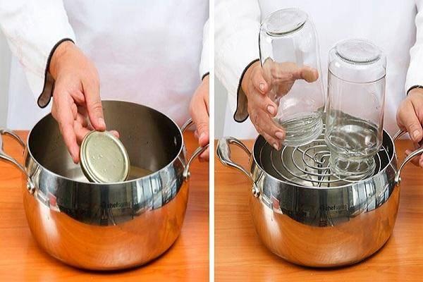 Как стерилизовать банки в духовке — время и температура