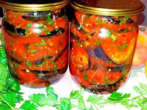 Лучшие рецепты приготовления баклажанов по-армянски зиму