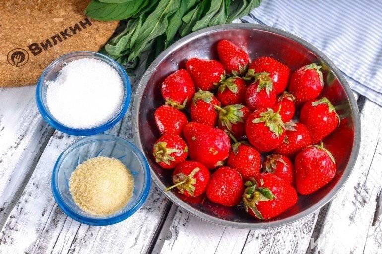 Малиновое желе — 7 вкусных рецептов на зиму с фото пошагово