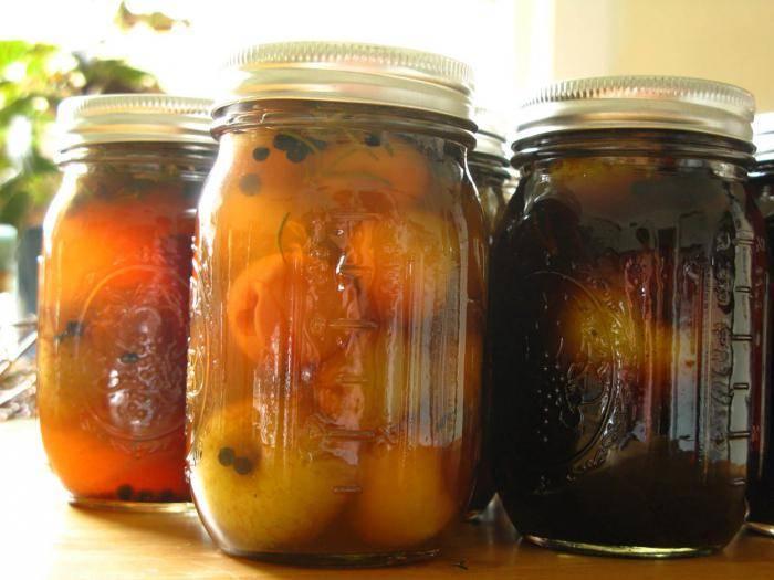 Моченые яблоки подробный рецепт приготовления
