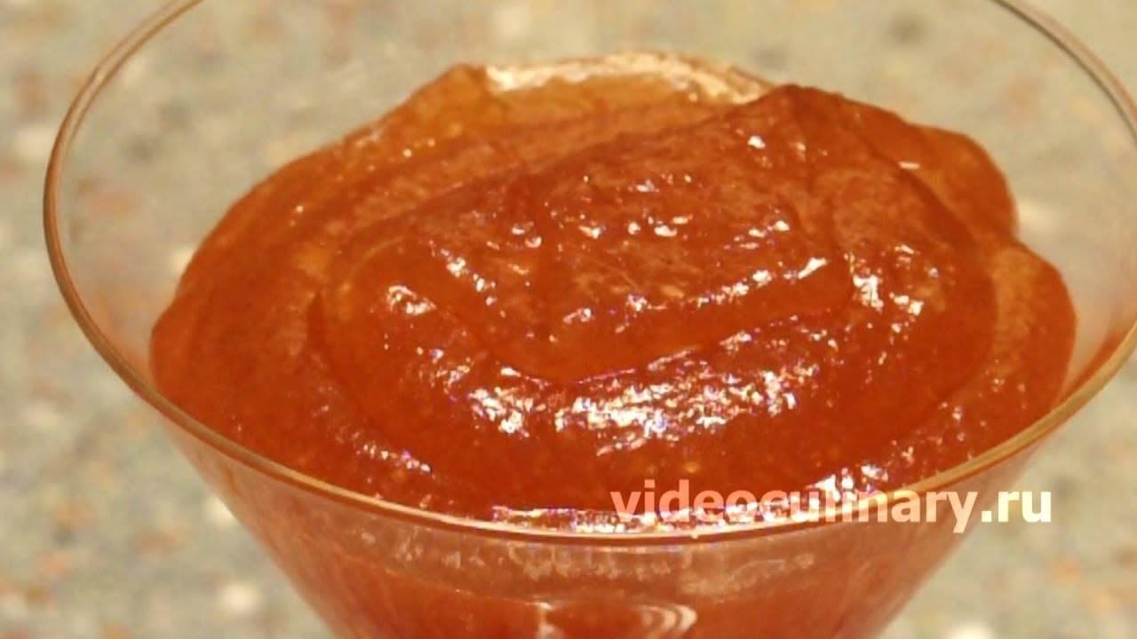 Рецепт домашнего яблочного желе