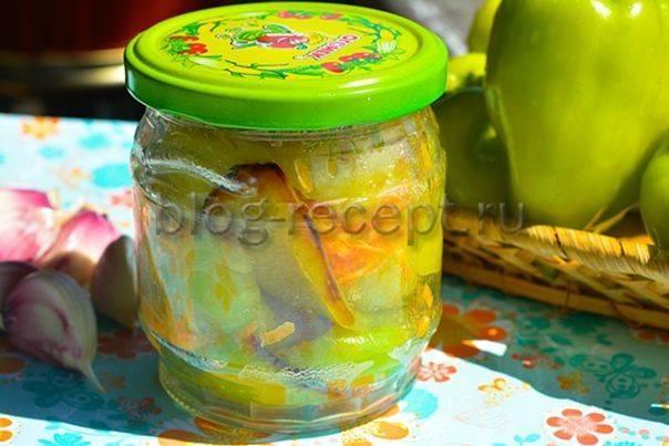 ТОП 3 оригинальных рецепта маринования сладкого перца на зиму с чесноком