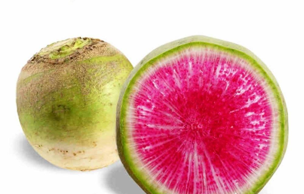 Корнеплод с необычным окрасом — арбузная редька мисато. полезные свойства и правила выращивания из семян