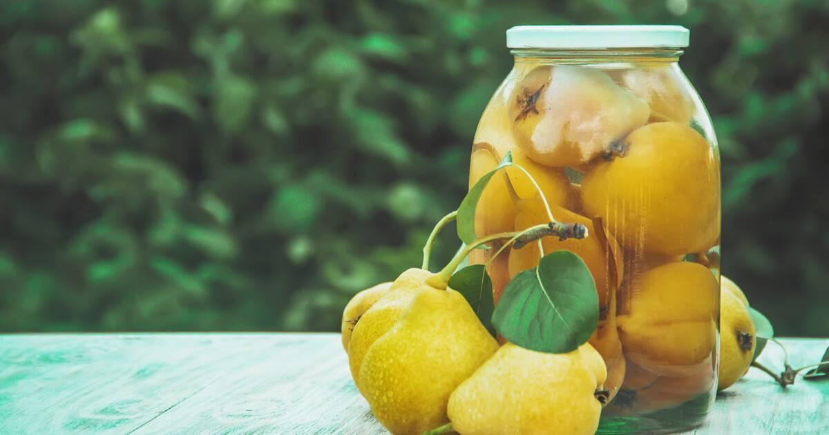 Компот из яблок на зиму — рецепты на 3-х литровую банку