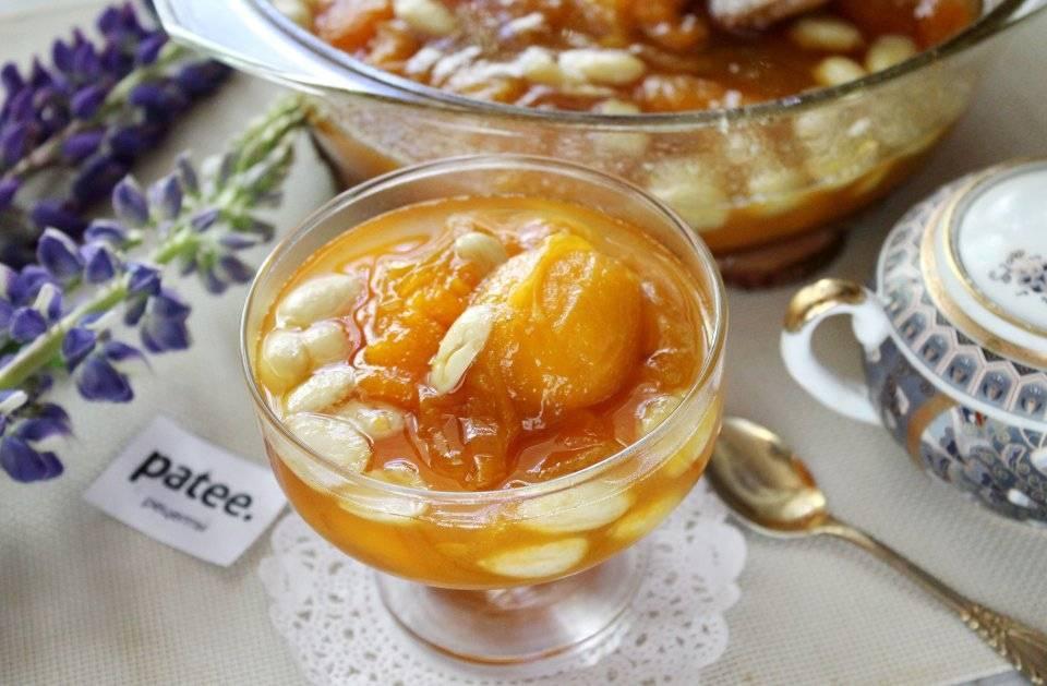 Заготовки из абрикосов на зиму