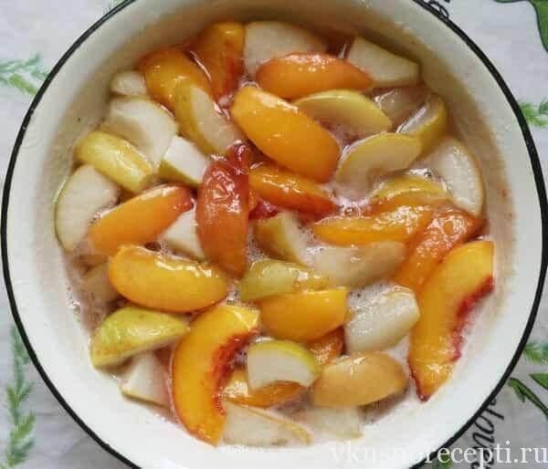 Как сварить варенье из яблок пятиминутка: рецепт на зиму