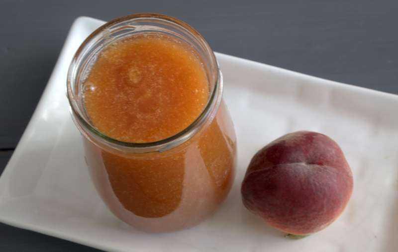 Варенье из персиков на зиму. простой рецепт персикового варенья в домашних условиях