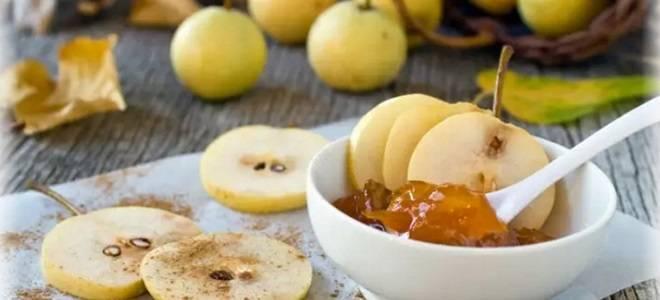 ТОП 7 рецептов приготовления варенья из груш и яблок на зиму