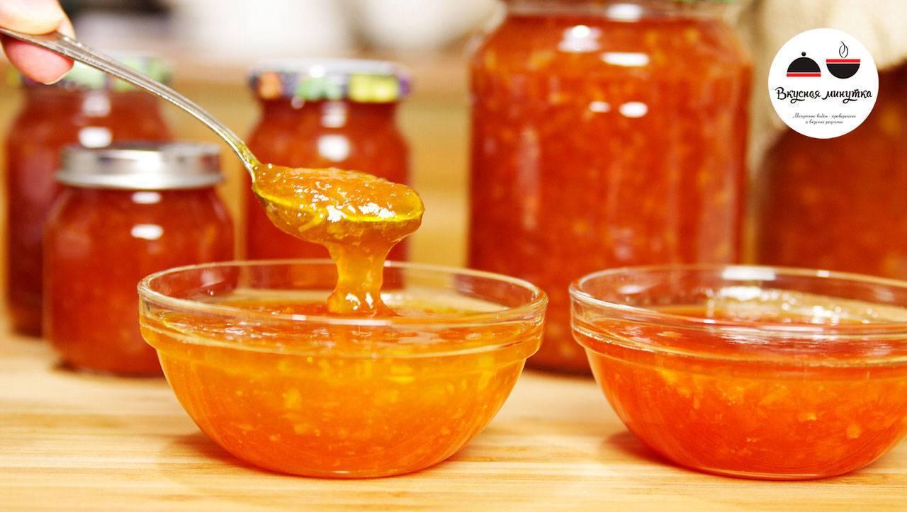 Как сварить варенье на зиму из абрикосов и персиков вместе