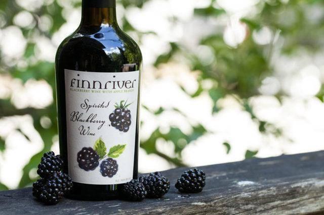 Top-7 рецептов вина из ежевики в домашних условиях