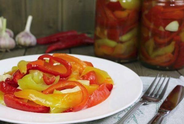 Болгарский перец на зиму — топ 5 лучших рецептов с фото