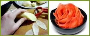 Пошаговый рецепт маринованного имбиря в домашних условиях
