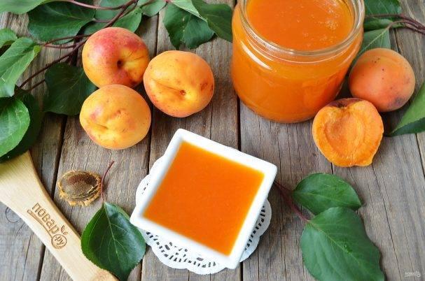 Варенье сливовое с абрикосами