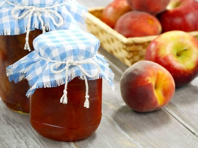 Варенье из брусники с яблоками на зиму