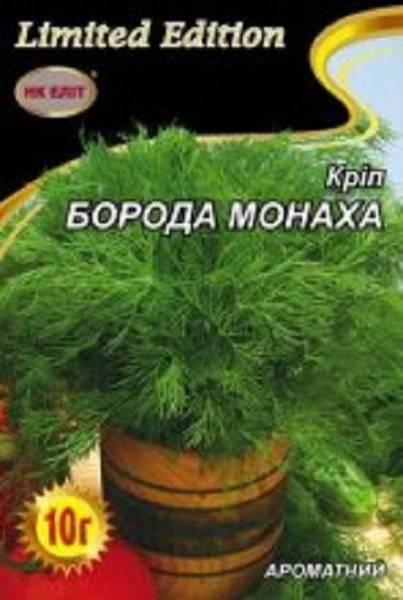 Укроп кустовой: сорта и особенности культуры
