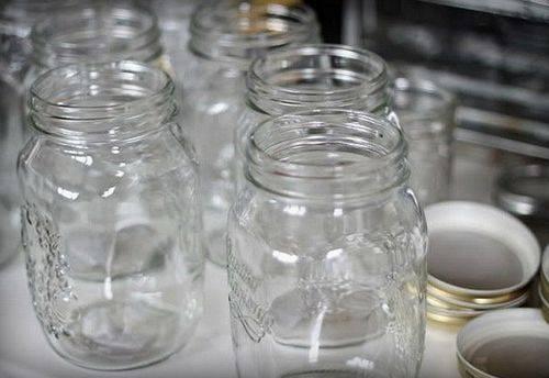 Стерилизация и пастеризация банок с заготовками