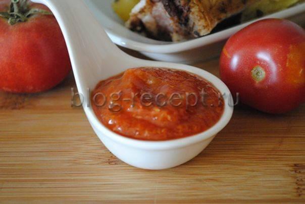 Аджика острая - рецепт на зиму с помидорами и перцем