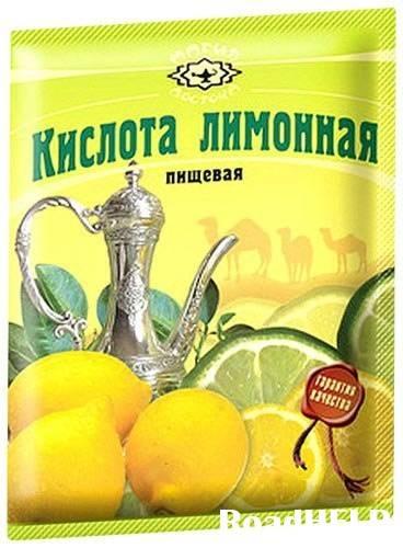 Заменить уксус 9 лимонной кислотой пропорции. чем можно заменить лимонную кислоту в кремах, тесте и консервации