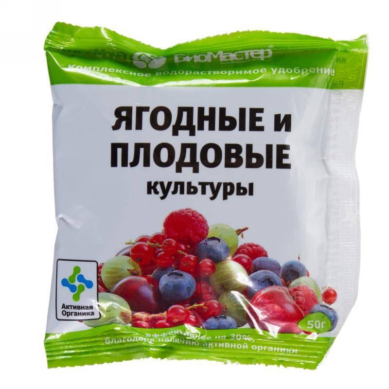Подкормка малины весной: лучшие удобрения и схема внесения