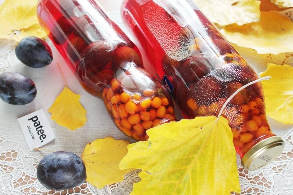 Облепиха на зиму — 8 простых рецептов
