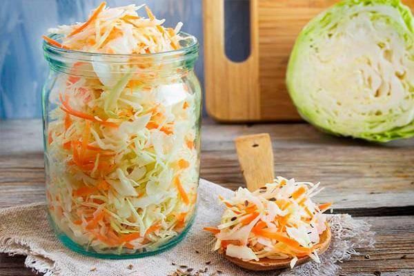 8 лучших рецептов квашеной капусты быстрого приготовления вкусной и сочной