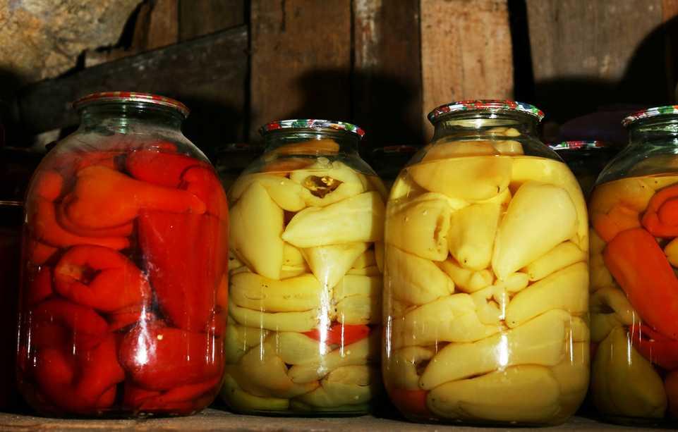 Маринованный перец на зиму: рецепты простых и вкусных заготовок