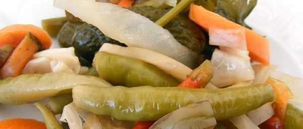 Топ 12 пошаговых рецептов приготовления стрелок лука на зиму