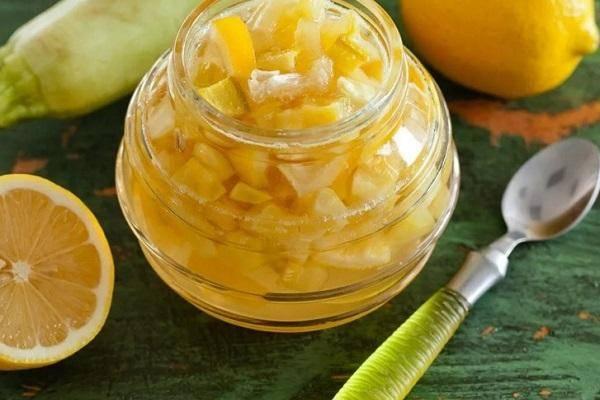 6 лучших пошаговых рецептов варенья из кабачков с лимоном и апельсином